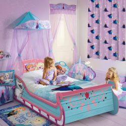 Kleinkindzimmer Die Eiskönigin