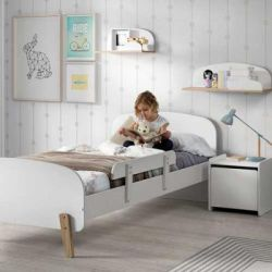 Kinderzimmer Kiddy White