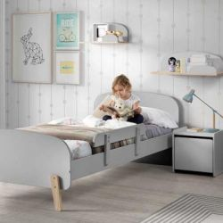 Kinderzimmer Kiddy Cool Grey
