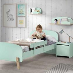 Kinderzimmer Kiddy Mint