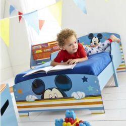 Kleinkindzimmer Micky Maus