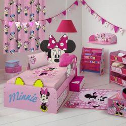 Kleinkindzimmer Minnie Maus