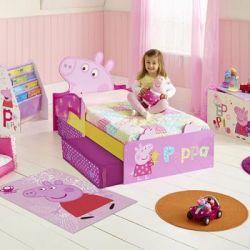 Kleinkindzimmer Peppa Wutz