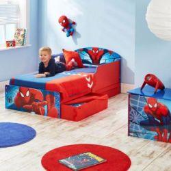 Kleinkindzimmer Spider-Man
