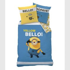 Bettbezug Minions Bello