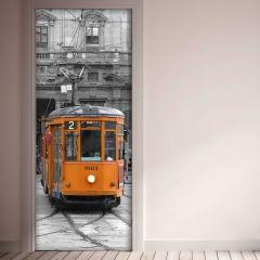 Türaufkleber Mailand