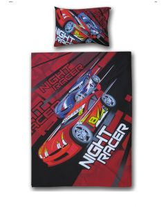 Bettbezug Night Racer