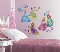 RoomMates Wandsticker - Disney Prinzessinnen Debütantenball
