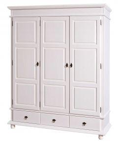 Kleiderschrank Danz mit 3 Türen