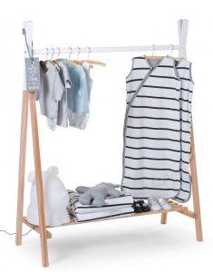 Tipi-Wäscheständer für Kinder