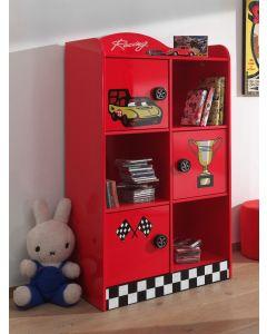 Bücherschrank für Autobett