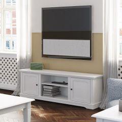 Tv unit VENICE 722 - Media table - EXTRA WHITE