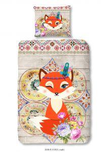 Bettbezug Foxy 140x220