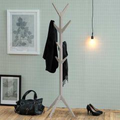 Ascot coat hanger - grey