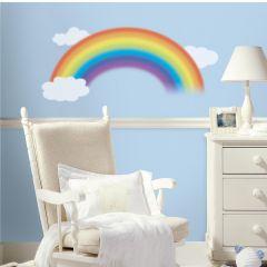 RoomMates Wandsticker - Regenbogen