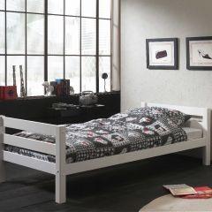 Kinderbett Anne 90x200cm - weiß