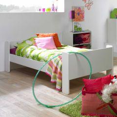 Singel bedSteens FOR KIDS 649 - 90x200 bed incl. slats - GREY