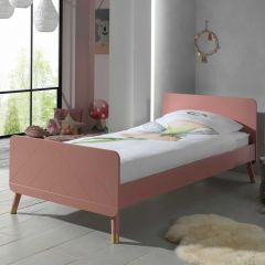 BILLY BED TERRA PINK 90x200 CM *