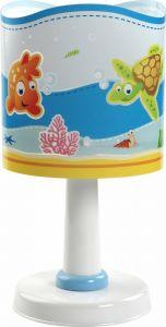 Tischlampe Aquarium