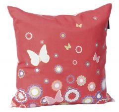 Quadratisches dekoratives Kissen - Summer