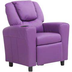 Relaxstuhl für Kinder Rex - lila