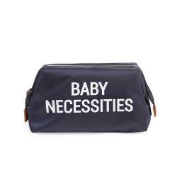Baby Necessities Navy/Weiss