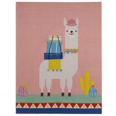 Teppich Lama