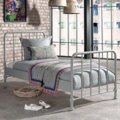 BRONXX BED MAT RAINY GREY 90x200CM