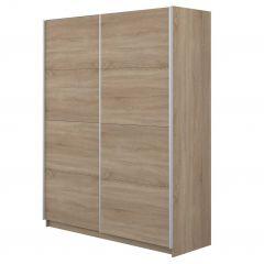 Wardrobe 2 sliding doors