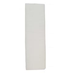 Bankkussen 180cm / soufflé - structure ecru