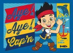 Teppich Jake - Aye Cap'n