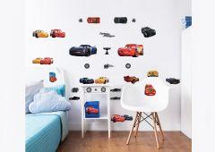 Wandaufkleber Disney Autos