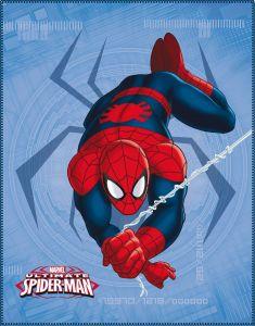 Kuscheldecke Spiderman
