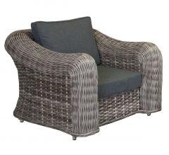 Davinci wicker armchair
