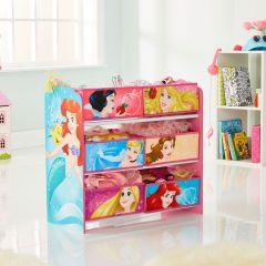 Lagerregal Disney Princess
