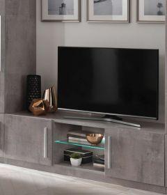 Greta Beton TV möbel 156cm