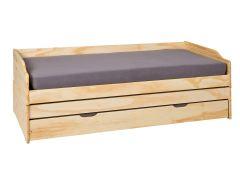 Kabinenbett Lothar 90x200 cm - natur
