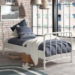 BRONXX BED MAT WIT 90x200CM