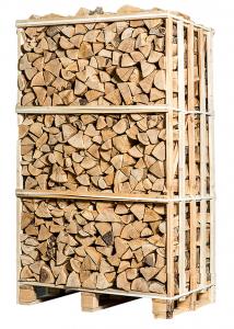 Ofengetrocknetes Brennholz - Esche 1,8m³