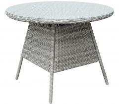 Harvard dining table round Ø100cm