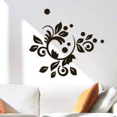 Wandaufkleber 3D Romantik - Schaumstoffaufkleber