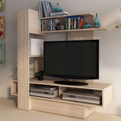 TV-Schrank Geschicklichkeit - braun