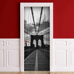 Türaufkleber Brooklyn Bridge