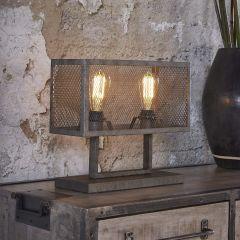 Tischleuchte Rik 2 Lampen