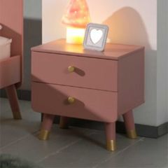 BILLY NIGHTSTAND TERRA PINK *