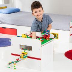 Spielzeugbox Raum 2 Gebäude