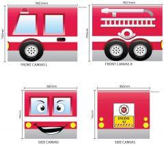 Bettzelt Feuerwehr