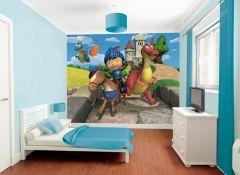 Wandbild Mike der Ritter