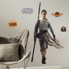 RoomMates Wandtattoo - Star Wars VII Rey