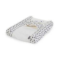 Bezug Wickelkissen Engel Jersey Leopard